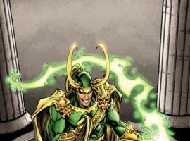 Loki in his glory