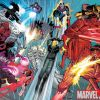 AVENGERS #3 preview art by John Romita Jr.