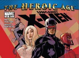 UNCANNY X-MEN #526 cover by Terry Dodson