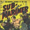 SUB-MARINER COMICS #37 cover