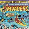 INVADERS #1 (1975) cover