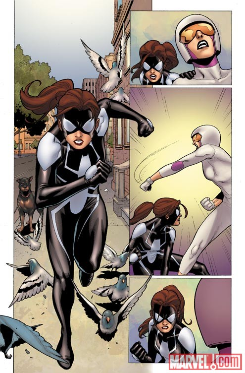 Image Featuring Spider-Girl (Anya Corazon)