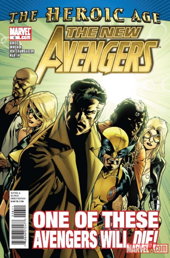 New Avengers #6