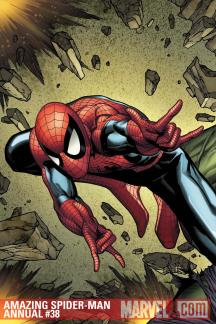 Amazing Spider-Man Annual (2010) #38