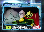 The Avengers: EMH! Baron Strucker Profile