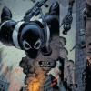 VENOM #1 preview art by Tony Moore