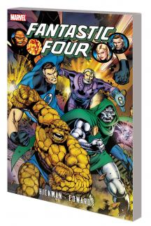 Fantastic Four by Jonathan Hickman Vol. 3 (Trade Paperback)