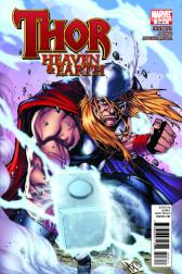 Thor: Heaven &amp; Earth #3 