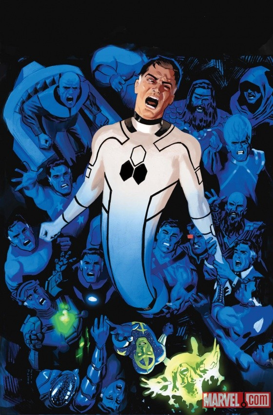 Mr. Fantastic by Daniel Acuna