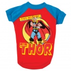 Thor Dog Tee by Fetch available at PetSmart