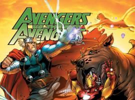 Avengers Vs. Pet Avengers (2010) #3