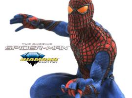 DST Reveals The Amazing Spider-Man Statues