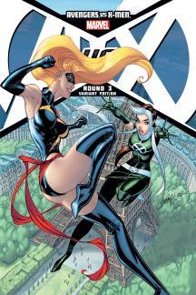 Avengers Vs. X-Men #3  (Campbell Variant)