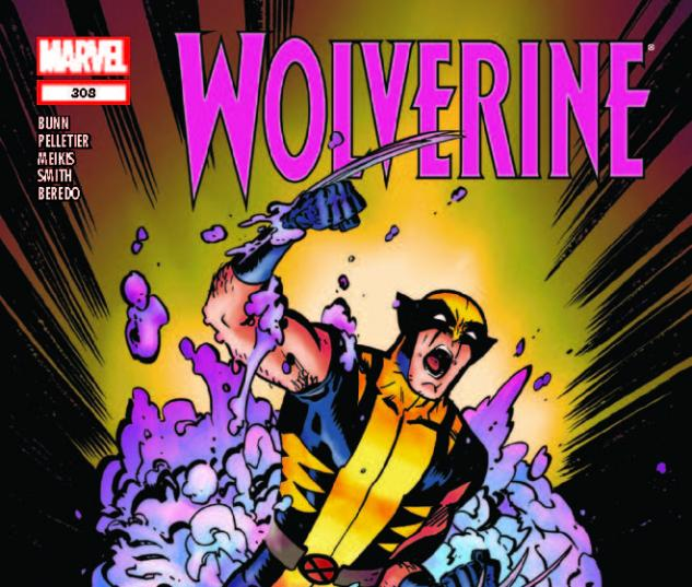 WOLVERINE 308 (WITH DIGITAL CODE)