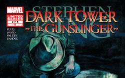 DARK TOWER: THE GUNSLINGER - THE MAN IN BLACK 3