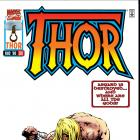 Thor (1966) #501 Cover