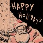2012 Happy Holidays card from Dean Haspiel