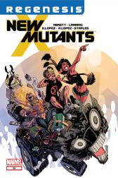 New Mutants #33 