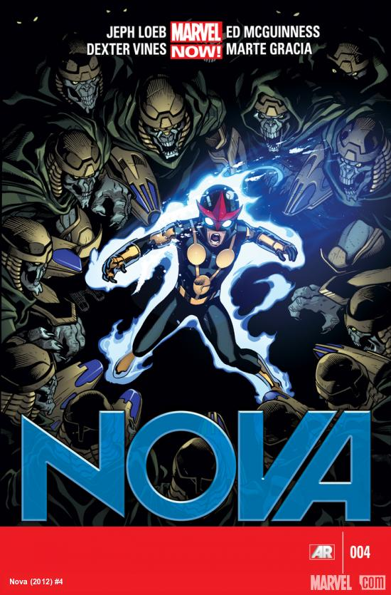 NOVA 4 (NOW, WITH DIGITAL CODE)