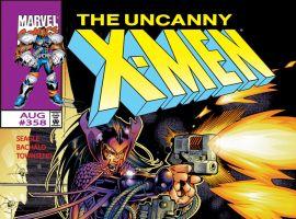 Uncanny X-Men (1963) #358 Cover