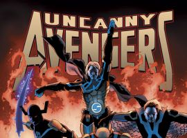 UNCANNY AVENGERS 10 (NOW, WITH DIGITAL CODE)