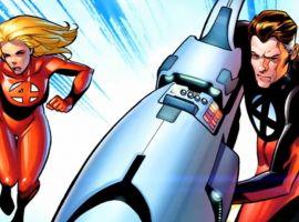 Marvel AR: Fantastic Four #1 Cover Recap
