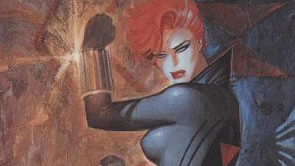 The History of Black Widow Pt. 11