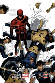 Uncanny X-Men Vol. 6: Storyville (Hardcover)