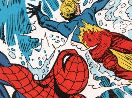 Marvel Holiday Grab Bag 2015: Marvel Team-Up