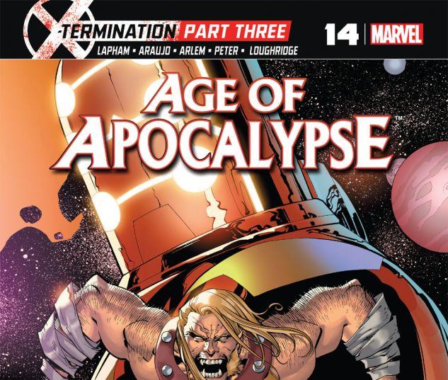 Age of Apocalypse (2012) #14 Cover