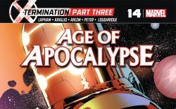 Age of Apocalypse (2012) #14 Cover