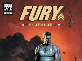 Fury: Peacemaker (2006) #6