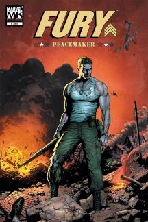 Fury: Peacemaker #6