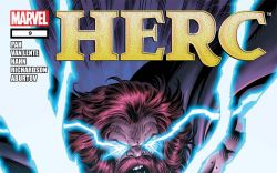 Herc (2010) #9 Cover