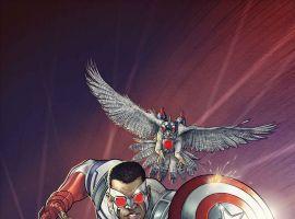 Captain America: Sam Wilson (2015) #9