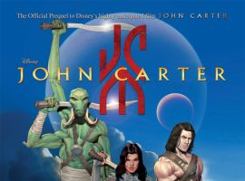 JOHN CARTER: THE WORLD OF MARS (2011) #4