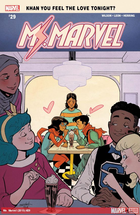 Ms. Marvel (2015) #29