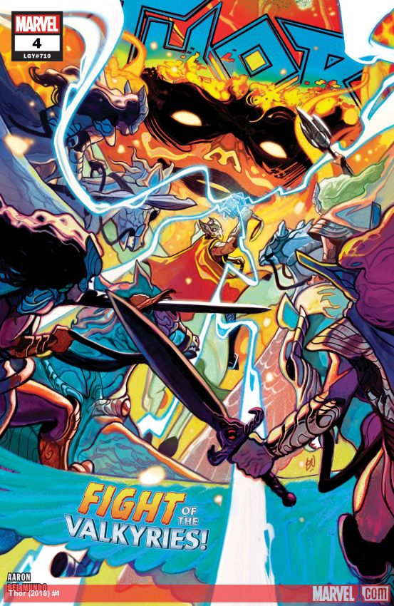 Thor (2018) #4