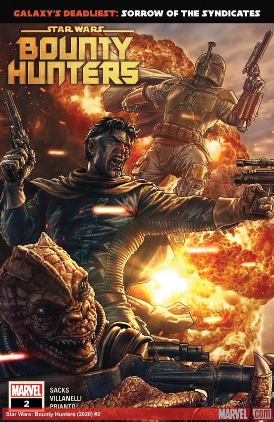 Star Wars: Bounty Hunters (2020) #2