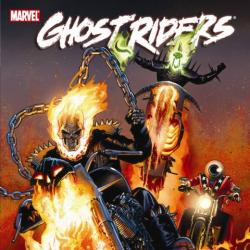 Ghost Riders: Heaven's on Fire (Trade Paperback)