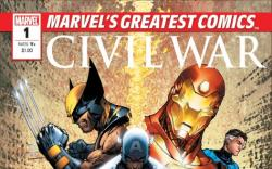 Civil War MGC (2010) #1