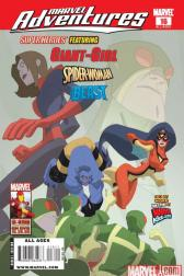Marvel Adventures Super Heroes #16