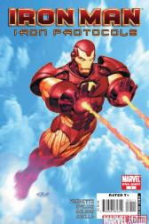 Iron Man: Iron Protocols #1