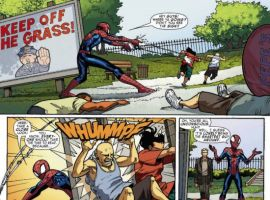 MARVEL ADVENTURES SPIDER-MAN #54, page 6