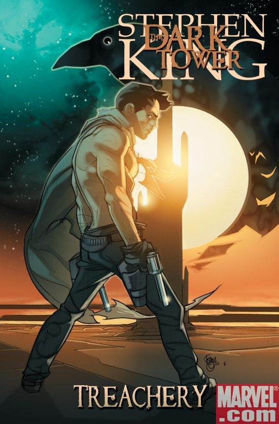 DARK TOWER: TREACHERY 3 VARIANT