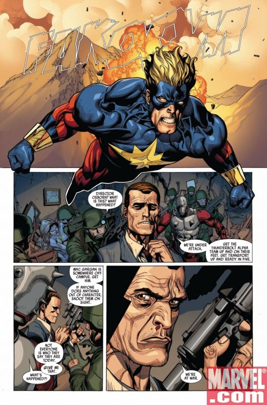 SECRET INVASION #5, page 2