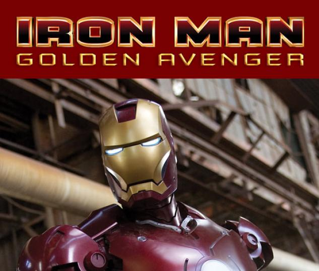 IRON MAN: GOLDEN AVENGER #1