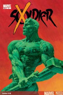 Soldier X (2002) #5