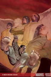 X-Men Origins: Beast #1 