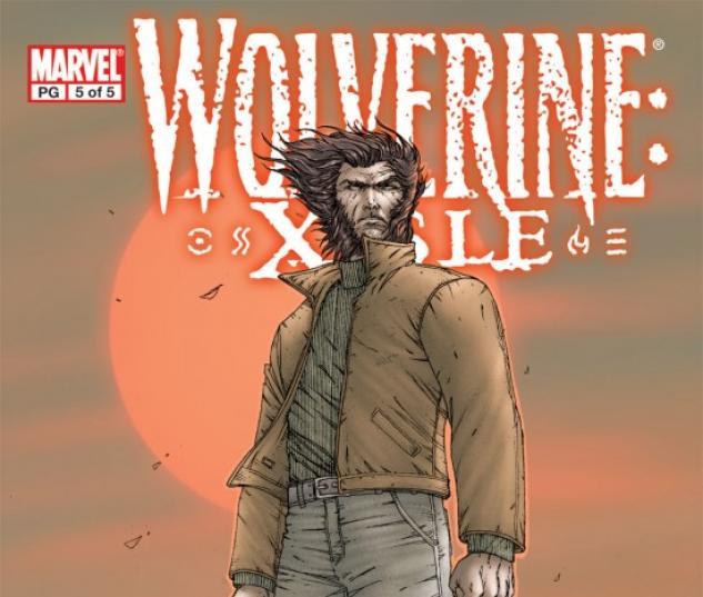 Wolverine: Xisle #5